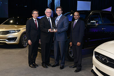 Ford Excellence Award 2013