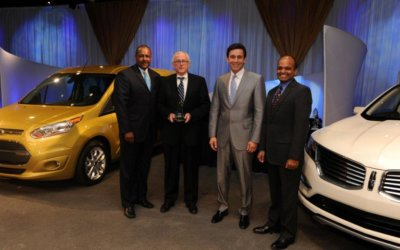 Ford Honors 2012 World Excellence Winners