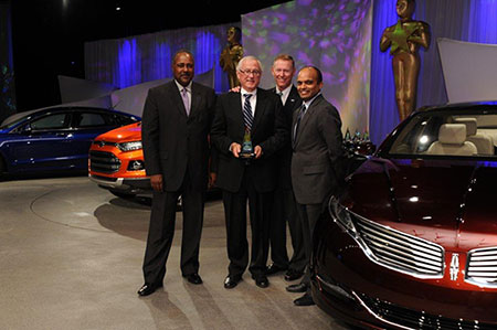 Ford Honors 2011 World Excellence Winners